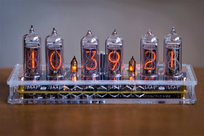 Nixie Shop | Buy Nixie Clocks Online